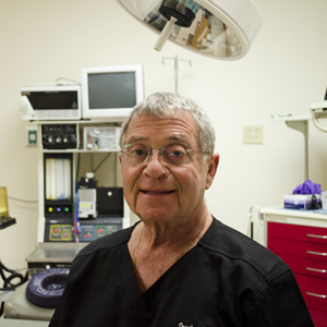 Facial and Oral Surgeon, Dr. Sinn